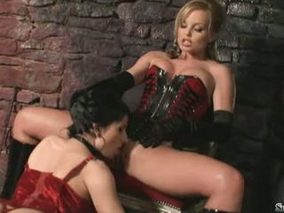 Golden Haired Babe Sylvia Saint Receives Her Satin Fingers On A Wet Pink Clit Slit