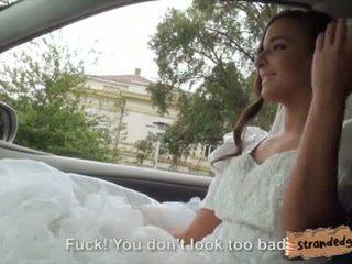 Prometida a ser amirah adara ditched por su fiance y follada por stranger vídeo