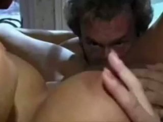 Step-Daughter catches daddy wanking