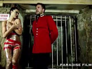 PARADISE FILMS Jasmine Jae is a Creampied sex slav