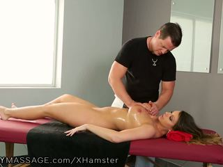 veľké prsia, milfs, masáž
