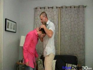 Brenn Wyson And Josh Long In A Randy Daddy