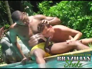 Poolside heat