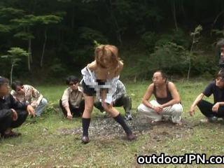 Akane hotaru pikantné ázijské modelka gets