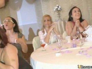 Turning dies elegant banquet hall im brothel