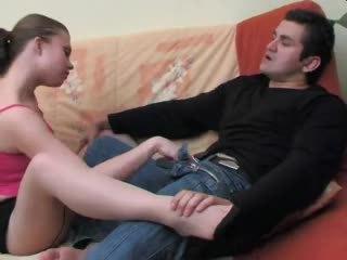 fetish këmbë hq, argëtim rusisht