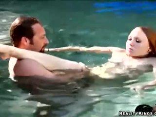 Onderwater liefde
