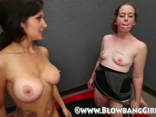 Sperma rinkinys nuo blowbang merginos