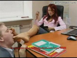 Russian-mistress ayak sperm değiştirme