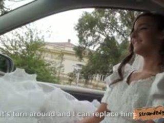 Amirah adara ditched על ידי שלה fiance ו - מזוין על ידי stranger