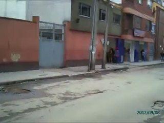 ถนน prostitutes ของ bogota, morboking,pt2