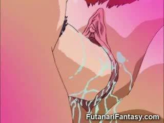 Manga transseksueel trio!