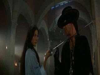 Catherine zeta jones o máscara de zorro