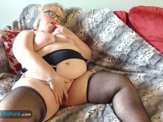 Europemature גדול יפה אישה lexie solo: חופשי פורנו 22