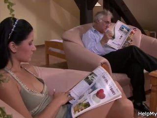 Cuckold surprise for my wife <span cla...