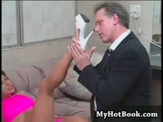 ओरल सेक्स, बड़े स्तन आप, पैर बुत
