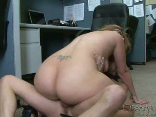 Ufficio perverts 3 ava rose