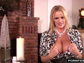 Gianna michaels en kelly delen hun breast kept geheim