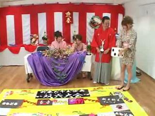 Japonské sex hra show