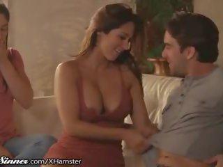 Abella danger watches dela milf crush caralho um guy: hd porno 7f