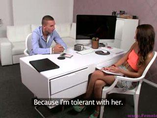 Gina devine intervija