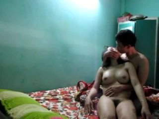 Real Indian Pair Privacy Invaded By Hidden Webcam