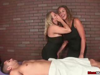 massage, handjob