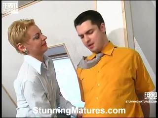Alice dan adam concupiscent mama di tindakan