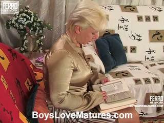 Penny Adam Naughty Mom On Video