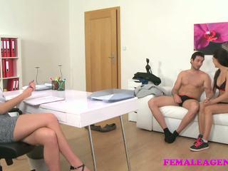 Femaleagent seksual 3 adam with ispaniýaly iki adam: hd porno 9f