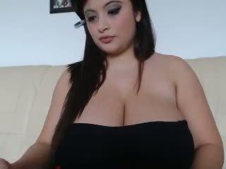 Duży soczyste ones: duży naturalny cycki porno wideo e5
