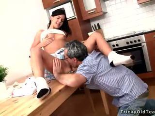 Baby sucks big sik
