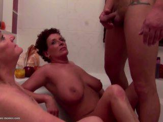 A mijar grupo sexo com amadurece sem limits: grátis porno aa