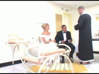 Eerste huwelijk neuken