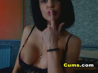 Big Ass Brunette and her Graceful Temptation