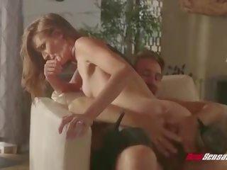 Overspel vrouw andi rye gets geneukt door meaty lul: porno 4d