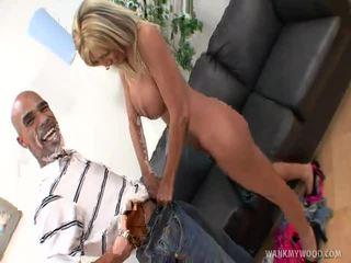 big boobs, interracial, large dick