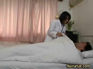 Cutie oriental medic prostitute