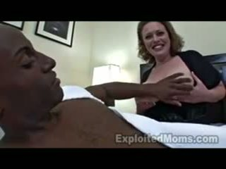 Busty Mom In Amateur Interracial