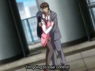 Incredible adventure, romantiek anime film met uncensored