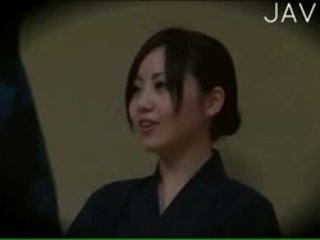 japonec, voyér, masáž
