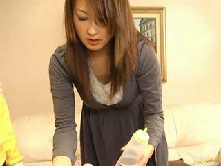 Nhật bản av mô hình sự nịnh hót con gà trống