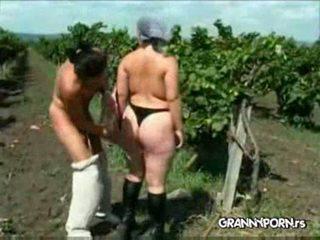 granny, punished, village