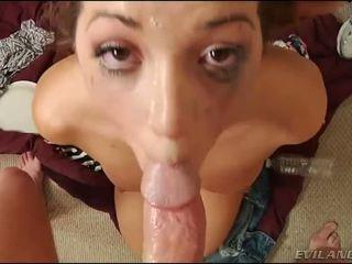 brunete, mutisks sekss, blowjobs
