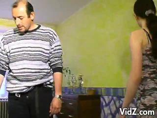 Seksi rjavolaska najstnice wants da biti zajebal.