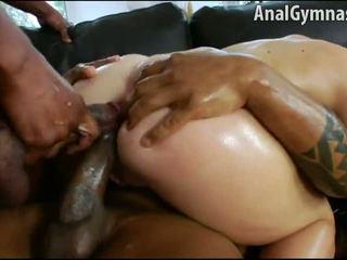 Isabella clark anaal double penetration interraciaal actie