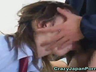 Wtf porno ar japānieši schoolgirls!