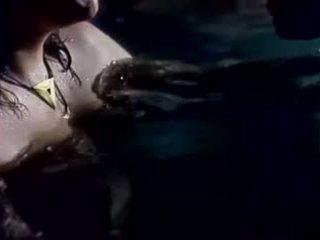 Vintāža amarican orgija ar seka-