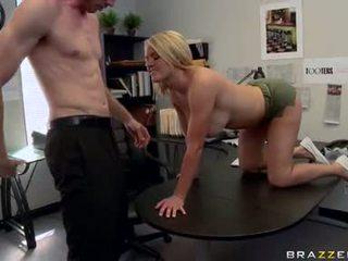 blow job, busty blonde katya, obciąganie