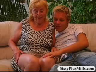 old, gilf, grandma